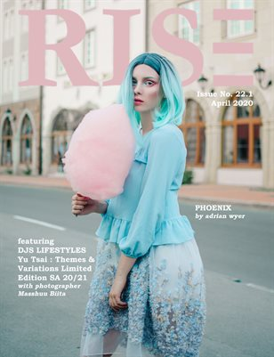 RISE Magazine | April 2020 | Issue 22.1