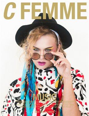 C FEMME #04 (COVER 2)