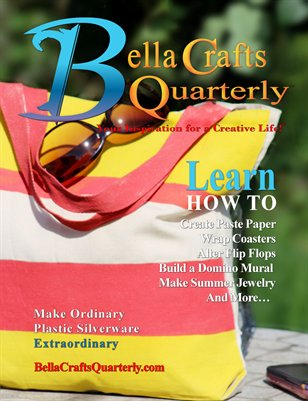 Bella Crafts Quarterly Summer 2013