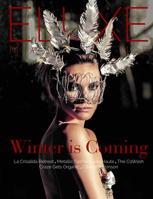 Eluxe Magazine Winter Issue