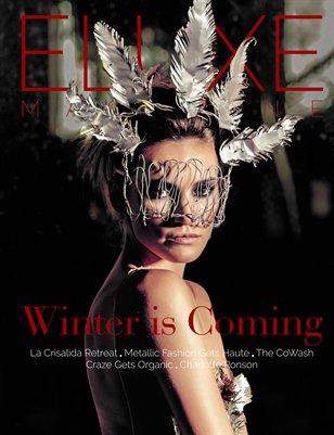 Eluxe Magazine Winter Issue