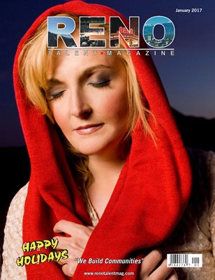 Reno Talent Magazine January 2017 Edition