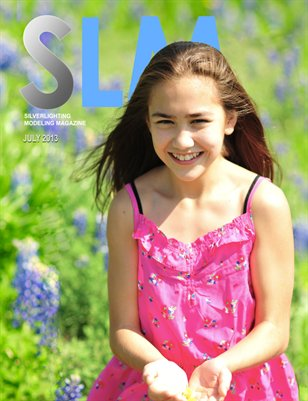 Silverlighting Modeling Magazine July 2013 vol 1
