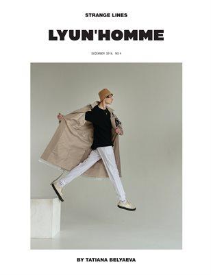 LYUN HOMME ISSUE No.4 (VOL No.1) C4