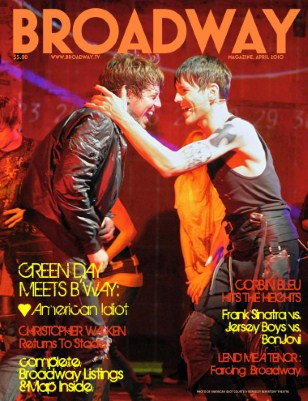 Broadway Magazine April 2010