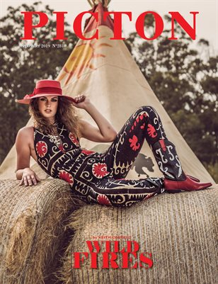 Picton Magazine SEPTEMBER  2019 N281 Cover 2