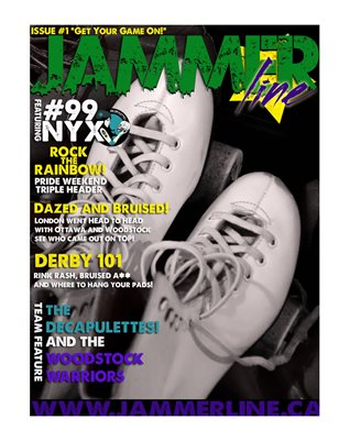 Jammer Line Premiere Issue - Issue#1 Collectors Edition