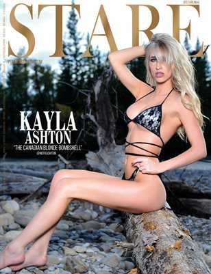 STARE Magazine - Dec/2019 - Issue #09 - Kayla Ashton