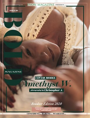 BOLD Magazine (BOUDOIR Edition 2020)