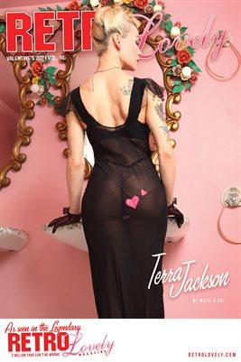 Terra Jackson Cover Poster
