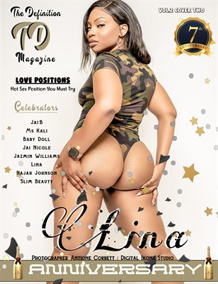 The Definition: Lina 7yr Anniversary  Vol.2 Cover 2