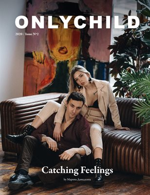 ONLYCHILD Issue 2 Cover B