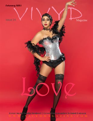 VIVYD Magazine Love Issue #24