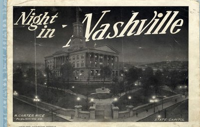 Night in Nashville, Tennessee