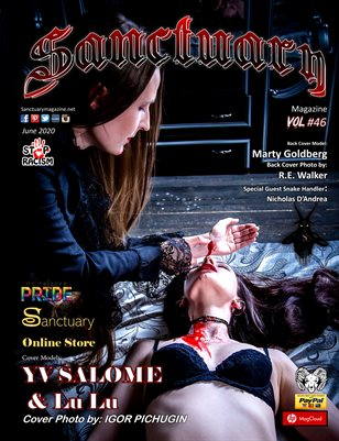 Sanctuary Magazine Vol #46