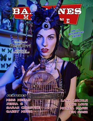 Bad Bones Magazine #4 Alternative Edition