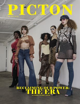 Picton Magazine November  2019 N325 Cover 2