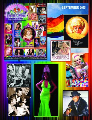 SEPTEMBER DRAG MAG INTERNATIONAL