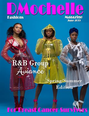 DMochelle Fashions Magazine June 2019