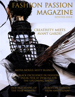 Fashion Passion Magazine - Winter Issue