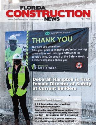 Florida Construction News (Fall 2020)