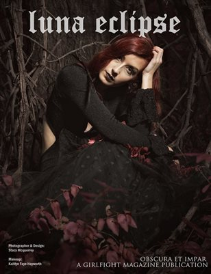 Luna Eclipse Modeling & the Enchanted Forest | obscura et impar Magazine