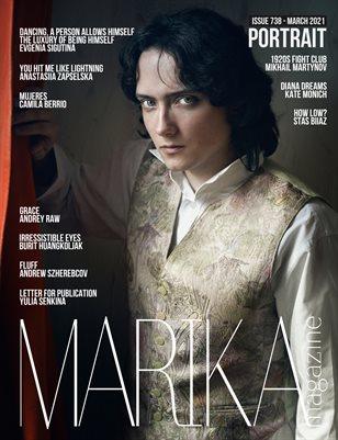 MARIKA MAGAZINE PORTRAIT (ISSUE 738 - MARCH)