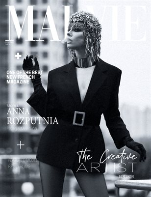 MALVIE Mag | The Creation Artist | Vol. 36 JUNE 2020