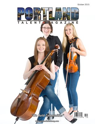 Portland Talent Magazine October 2015 Edition