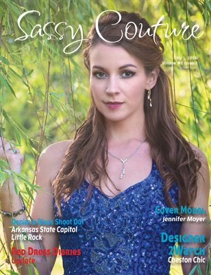 Sassy Couture Volume #1 Issue Seven