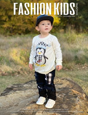 Fashion Kids Magazine | Issue #211