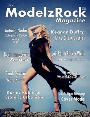 ModelzROCK Magazine 2016