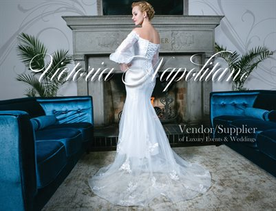 Victoria Napolitano Events & Weddings Vendor & Supplier
