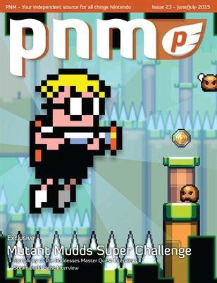 Pure Nintendo Magazine (PNM) Issue 23