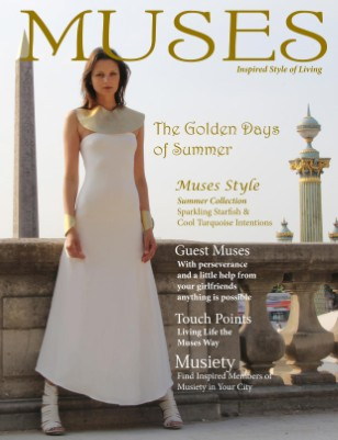 Muses Magazine July 2012 Issue