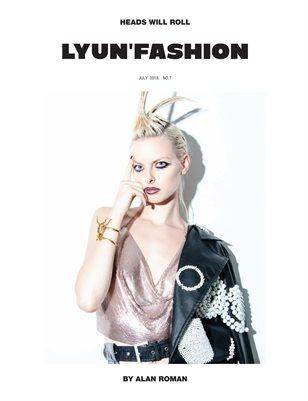 LYUN ISSUE No.7 (VOL No.6) B