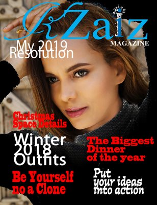 KZaiz  Magazine (Winter)