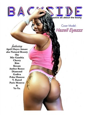 Backside Magazine Hazell Eyezzz Issue 6