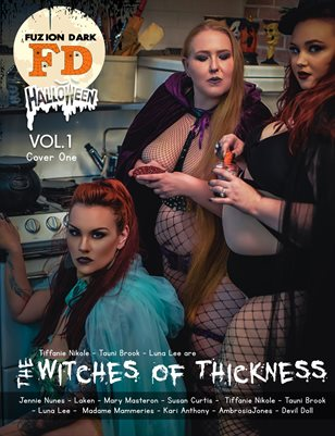 Fuzion Dark : The Witches of Thickness Halloween 2020 Vol.1  Cover 1