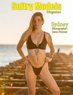 Sultry Models Magazine Bikini Issue 1