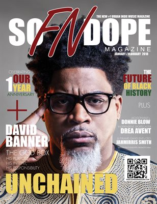 So FN Dope Magazine  Issue 5