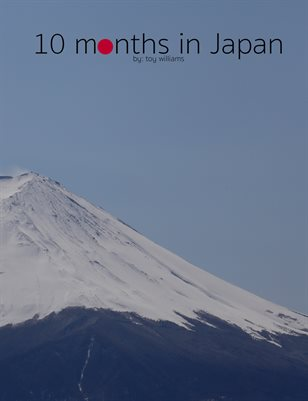 10 months in Japan