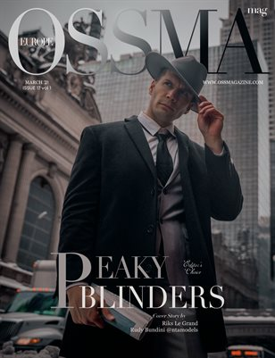 OSSMA Magazine EUROPE ISSUE17, vol1