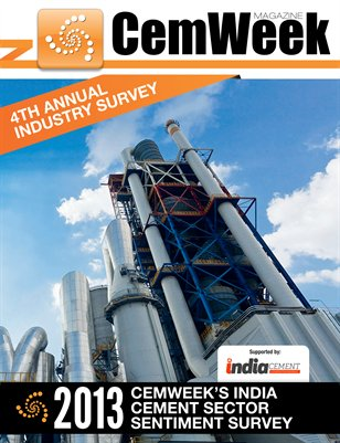 CemWeek's 2013 India Cement Sector Sentiment Survey