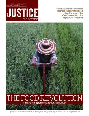 Justice Magazine: The Catholic Social Justice Quarterly - Winter 2012-13