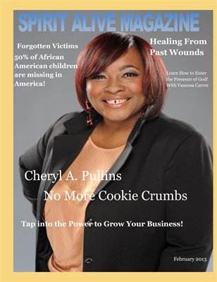 February 2013 Spirit Alive Magazine