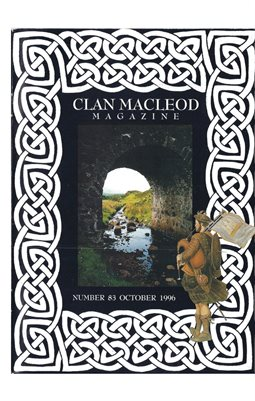 Clan MacLeod Magazine Number 83 October 1996