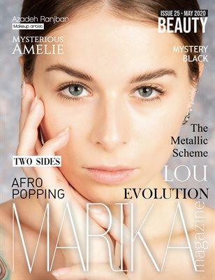 MARIKA MAGAZINE BEAUTY (May - issue 25)