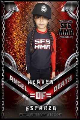 Heaven Esparza Poster
