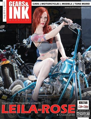 Gears & Ink - Vol 1.2 - August 2015